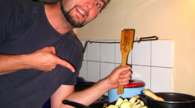Küchenchef Stefan